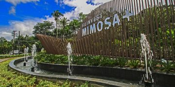 The 201-hectare Filinvest Mimosa+ Leisure City is envisioned to be the top leisure and business destination in Clark.