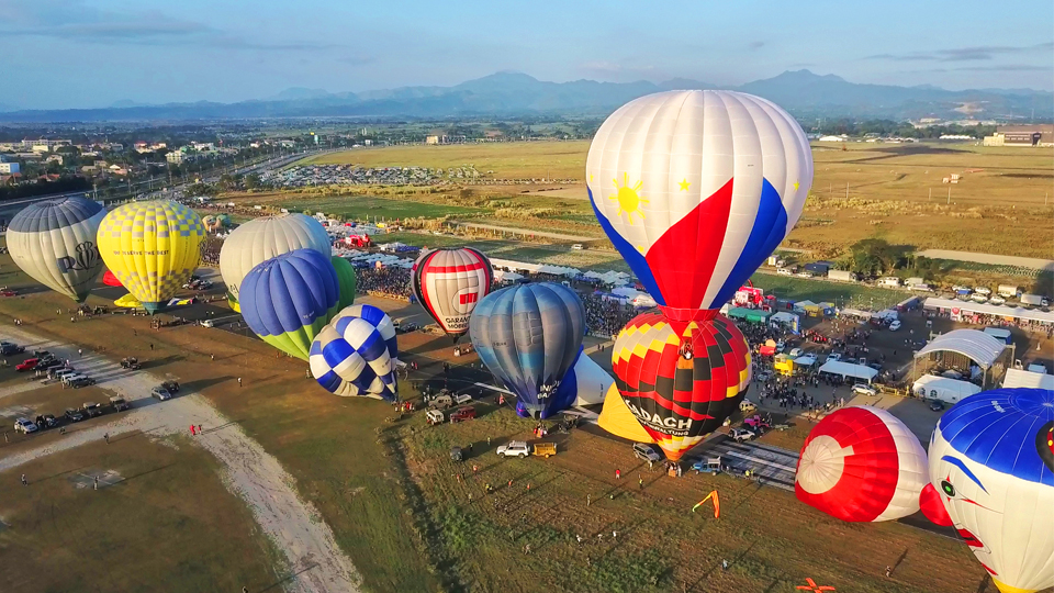 Hot Air Balloon Festival 2018, flying high for 22 years