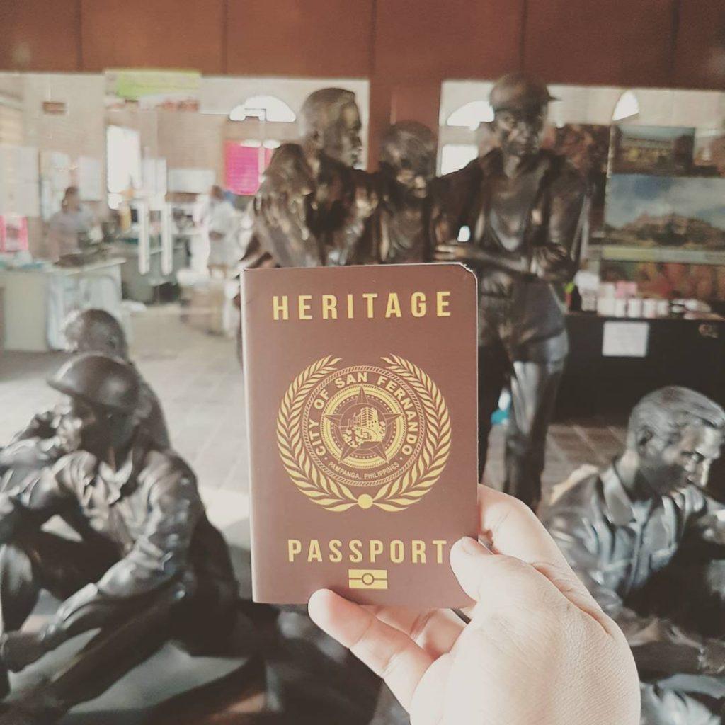 San Fernando Heritage Passport
