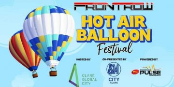 Frontrow International Hot Air Balloon Festival