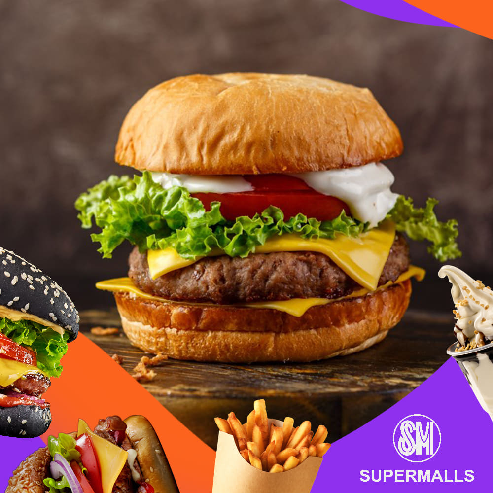 Burger   Buy One Take One Deals at SM Supermalls