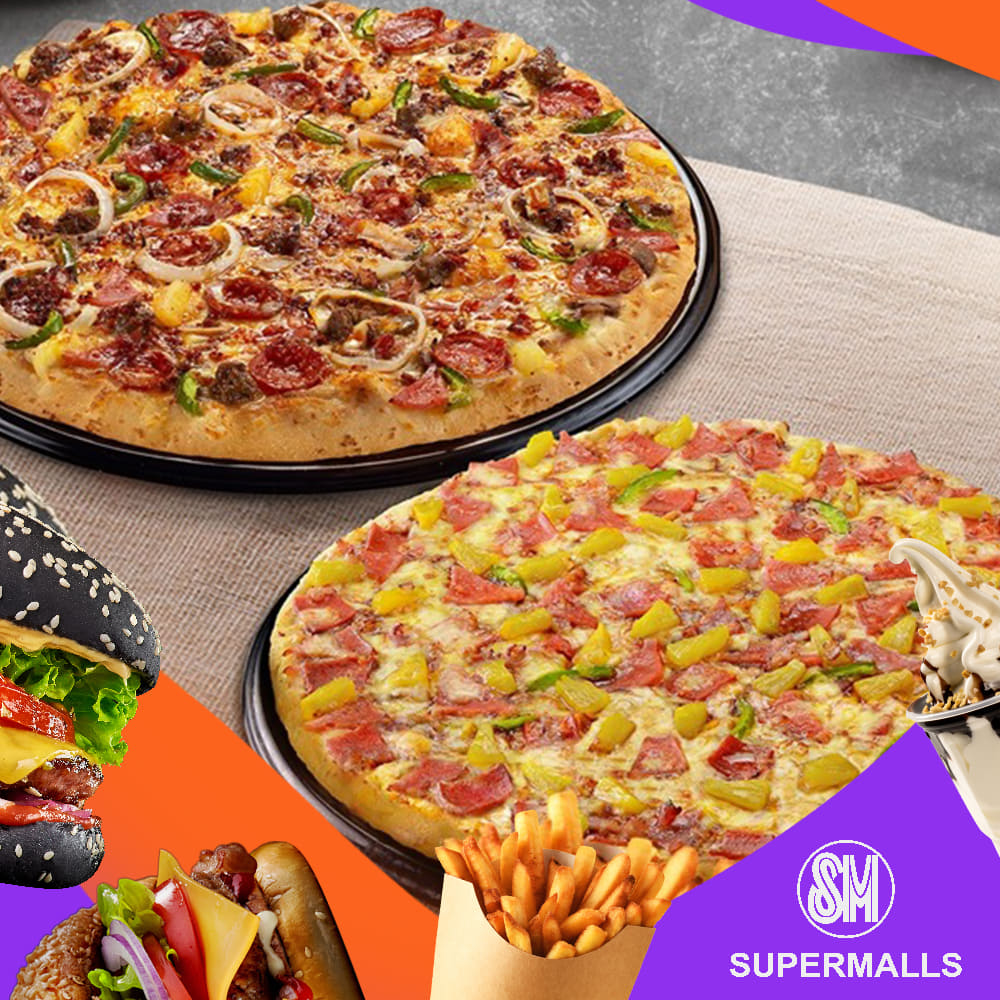 Pizza   Buy One Take One Deals at SM Supermalls